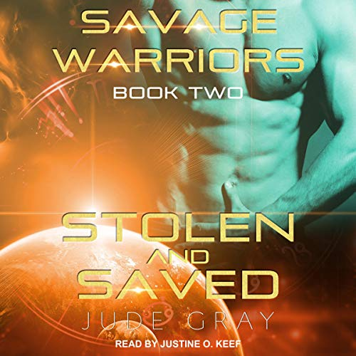 Stolen and Saved audiobook cover art
