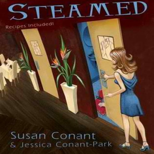 Steamed     A Gourmet Girl Mystery, Book 1              By:                                                                                                                                 Jessica Park,                                                                                        Susan Conant                               Narrated by:                                                                                                                                 Kim McKean                      Length: 9 hrs and 29 mins     29 ratings     Overall 3.6