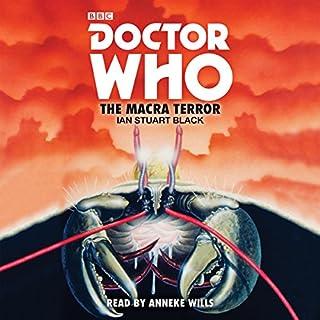 Doctor Who: The Macra Terror cover art