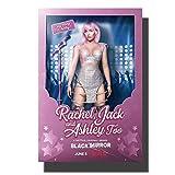 DNJKSA Black-Mirror-Rachel-Jack-And-Ashley TV Poster Artistico Stampa su Tela Pittura su TelaOpere d'Arte Immagini della Stanza Soggiorno Opere d'Arte decor-50x75cm Senza Cornice
