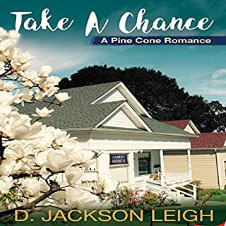 Take a Chance                   By:                                                                                                                                 D. Jackson Leigh                               Narrated by:                                                                                                                                 AJ Ferraro                      Length: 8 hrs and 24 mins     33 ratings     Overall 4.5
