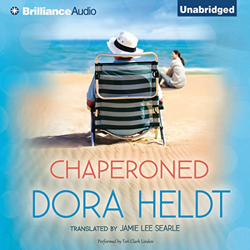 Chaperoned audiobook cover art