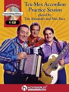 Tex-Mex Accordion Practice Session