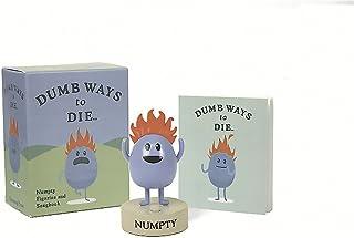 Dumb Ways to Die: Numpty Figurine and Songbook (RP Minis)
