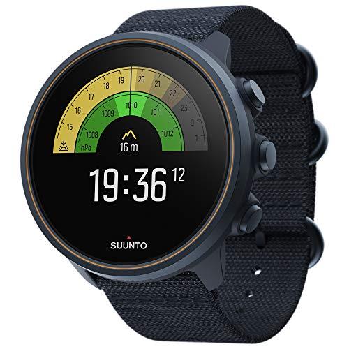 Suunto 9 Baro GPS-Sportuhr mit langer...