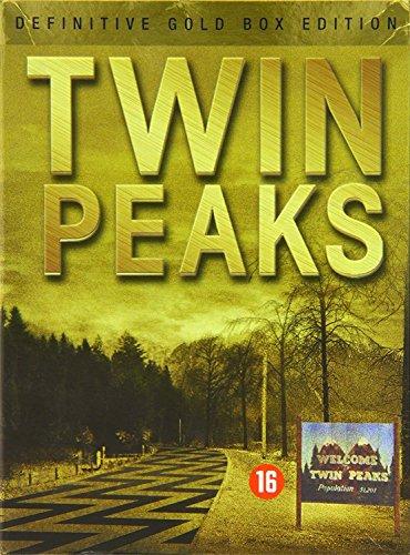 Twin Peaks =Complete Myst [Edizione: Paesi Bassi] [Italia] [DVD]