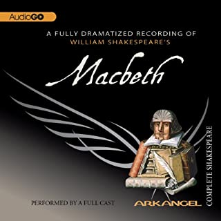 Macbeth: The Arkangel Shakespeare cover art