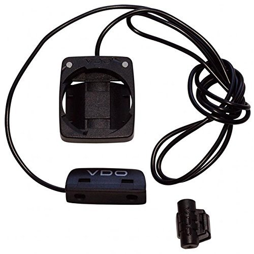 VDO Second Bike Kit for Wired M-Series Model M1-4 - Black