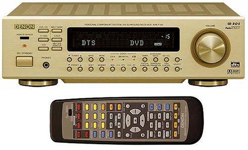 Denon AVR-F100 AV-ricevitore oro