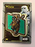 2020 Topps Star Wars Holocron Series Commemorative Creature Patch NonSport STANDARD SIZED TRADING CARD #NNO Imperial Stormtrooper - Ewok Relic