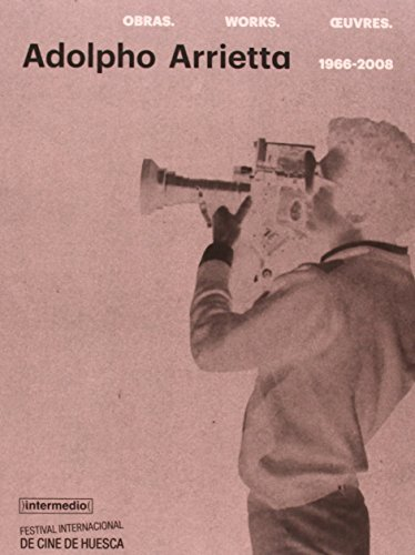 Adolpho Arrietta - Complete Works 1966 - 2008 (13 Films) - 4-DVD Box Set ( El crimen de la pirindola / La imitación del ángel / Le jouet criminal / Vacanza permanente / Le château de Pointilly / Flammes / Les intrigues de Sylvia Couski / Ta