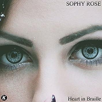 Heart in Braille