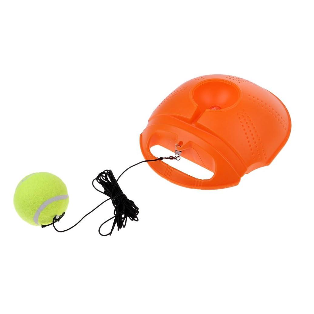 国籍モノグラフ性差別DYNWAVE テニストレーナー 伸縮性 自習用 テニスボール 硬式テニス 全3色
