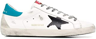 Golden Goose Luxury Fashion Uomo GMF00102F00035310282 Bianco Pelle Sneakers | Autunno-Inverno 20