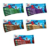 CLIF KID ZBAR - Organic Energy Bars - Variety Pack - (1.27 Ounce Energy Bars, Lunch Box Snacks, 18 Count) (Packaging & Assortment May Vary)