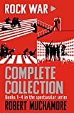Rock War Complete Collection: Books 1-4 in the spectacular series (English Edition)