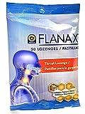 Flanax Throat Lozenges/Pastillas para La TOS