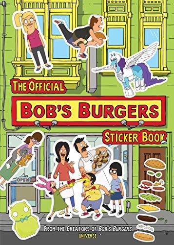 The Official Bob's Burgers Sticker Book