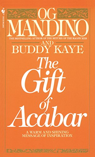 The Gift of Acabar: A Warm and Shining Message of Inspiration