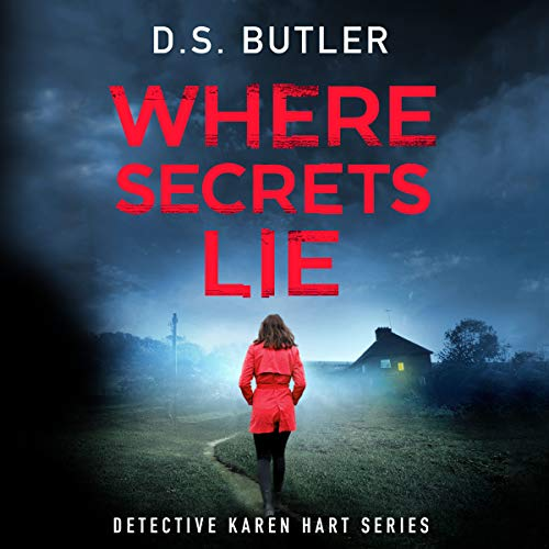 Where Secrets Lie audiobook cover art