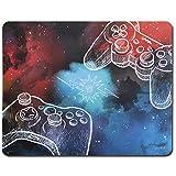 Gaming Mauspad I 19 x 24 cm I Mousepad rutschfest I Gamer, Jungs, Teenager, cool I dv_696