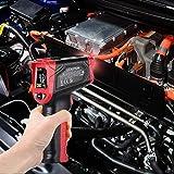 Immagine 2 termometro a infrarossi akozon laser