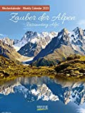 Zauber der Alpen 2020: Foto-Wochenkalender - Korsch Verlag