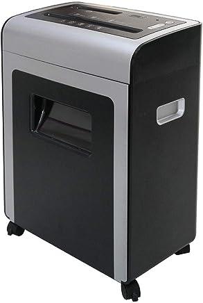 $808 » LQSZJ Office/Home Shredder + Air Purifier, Dual Use Granular Electric Negative Ion Filter, Document Shredder Infrared Sensor Paper Feeding Intelligent Thermal Shutdown Protection