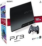 Sony Playstation3 160GB Slim Console[Importación inglesa]