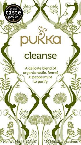 Pukka Herbs Bio Klar Teemischung, 40 g