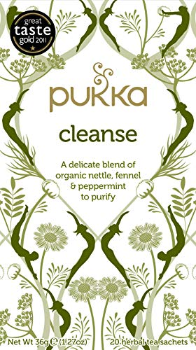 Pukka Teas Té De Limpieza Pukka 20 Por Paquete