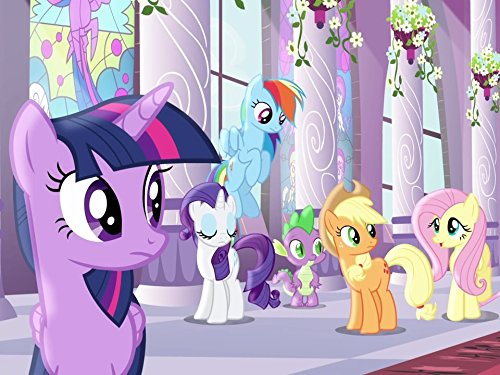 Prinzessin Twilight Sparkle – Teil 1
