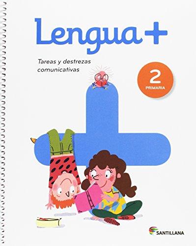 LENGUA+ TAREAS Y DESTREZAS COMUNICATIVAS 2 PRI - 9788468040028