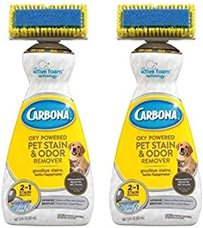 Carbona 2 In 1 Oxy-powered Pet Stain -2 Count