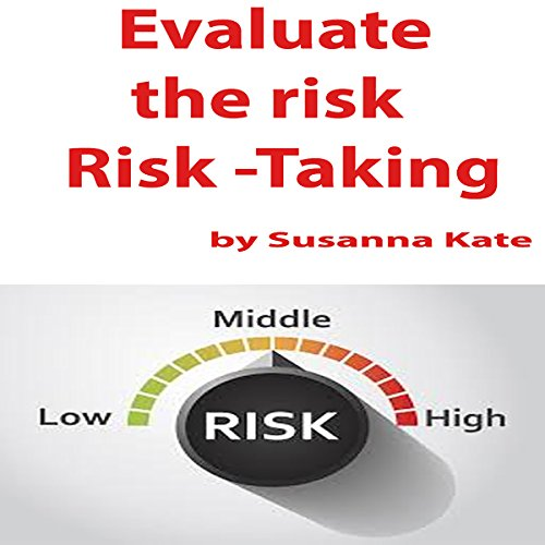 Evaluate the Risk audiobook cover art