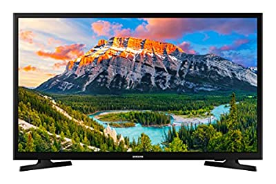 """Samsung Electronics UN32N5300AFXZA 32"""" 1080p Smart LED TV (2018), Black by Samsung Child Code for Wireless Accessories"""
