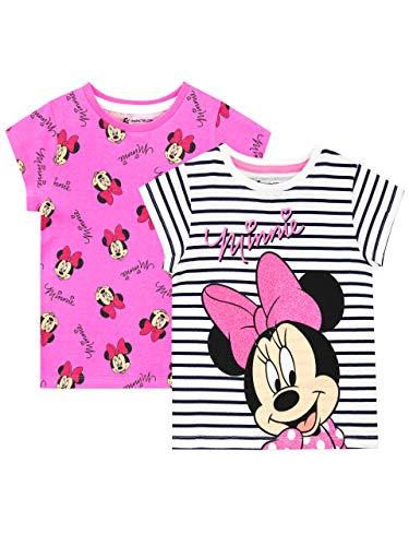 disney girls t shirt minnie