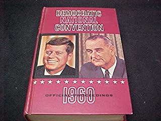 Democratic National Convention 1960 Official Proceedings
