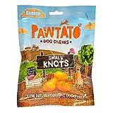 Pawtato Dog Chews Small Knots 150g