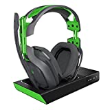ASTRO Gaming A50 Wireless Dolby Gaming Headset - Black/Green - Xbox One and Future Console, PC