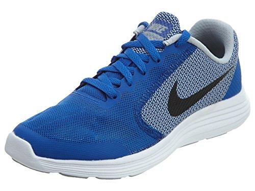 Nike - Nike Revolution 3 Scarpe Sportive Tela - Azul, 38,5