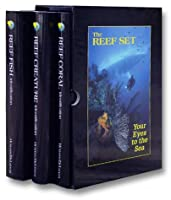 The Reef Set: Reef Fish, Reef Creature and Reef Coral