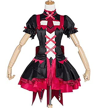 Nsoking Gate Jieitai Kanochi Nite Kaku Rory Mercury Cosplay Princess Dress  Large A Set