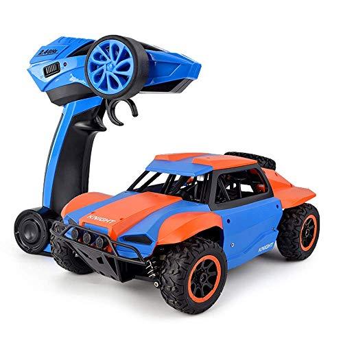 WGFGXQ Coches RC de Gran tamaño, Alta Velocidad, 4WD, 2,4 GHz, Coche de Control Remoto, vehículo Todoterreno, Escalada eléctrica, orugas, Buggy, Juguete, Modelo de Coche, Regalo para niños de 3 4 5