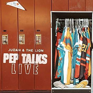 Pep Talks Live