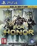 Ubisoft For Honor Gold Edition Oro PlayStation 4 Inglés vídeo - Juego (PlayStation 4, Acción, Modo multijugador, RP (Clasificación pendiente))