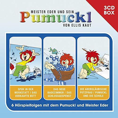 Pumuckl - 3-CD Hörspielbox Vol. 1 (Hörspielboxen)