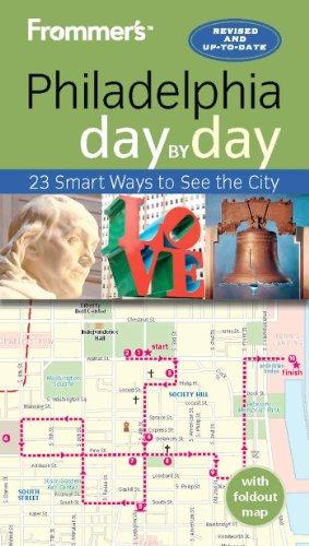 Preisvergleich Produktbild Frommer's Philadelphia day by day