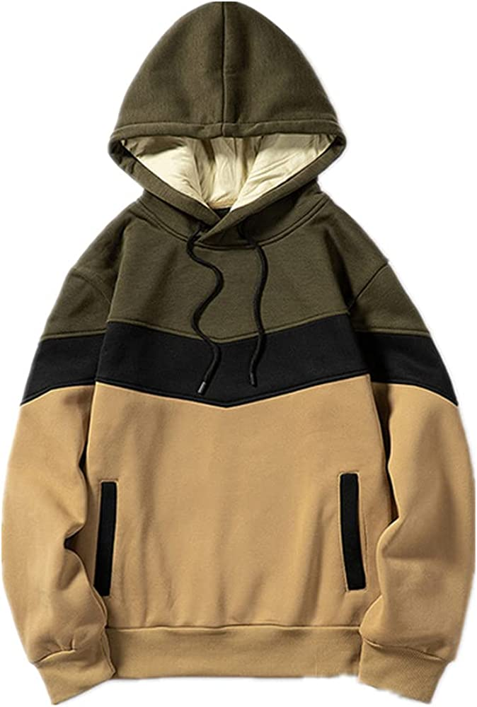 NP Men's Sweaters Casual Hooded one-Piece Comfortable