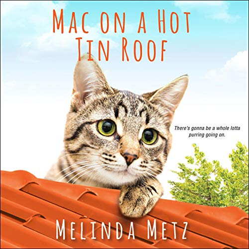 Mac on a Hot Tin Roof cover art